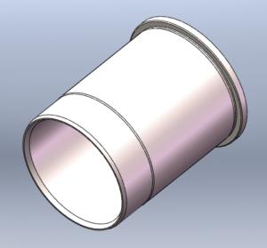 Cylinder Liner Sleeve Casting