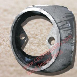 Low Temperature Impact Resistant Ductile Cast Iron 400-18LT | Sand