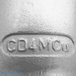 CD4MCu Duplex Stainless Steel Casting