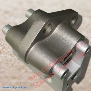 Stainless Steel Trolley Casting