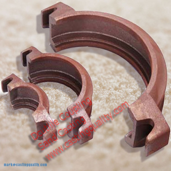 Pipe Clamp Sand Casting