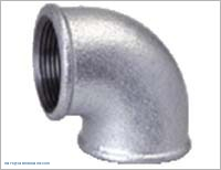 Malleable iron Pipe Fittings-90 Elbow