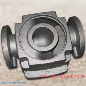 Cast Steel Pump Body