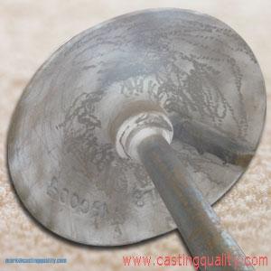 Mushroom Marine Mooring Anchor Castings