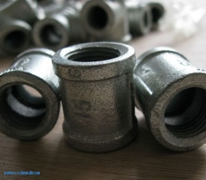 Malleable Iron Fittings-Band Socket