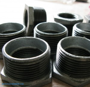 Malleable Iron Fittings- Bushing