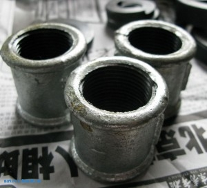 Malleable Iron Pipe Fittings Socket