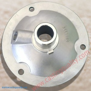 Stainless Steel Valve Bonnet
